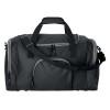 Sports bag in 600D in black