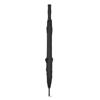 27 Inch Unicolour Umbrella in black