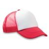 Truckers cap                    in red