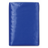 Mini tissues in packet in royal-blue