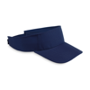 Sun visor in polyester in blue