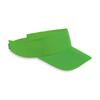 Sun visor in polyester in green