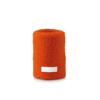 Sweat Wristband in orange