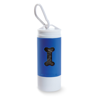 Led Torch With Pet Waste Bag in blue