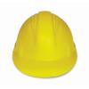 Anti-stress PU helmet in yellow