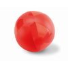 Inflatable beach ball           in red