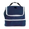 Cooler bag in blue