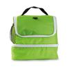 Cooler bag in lime