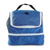 Cooler bag in royal-blue