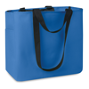 Shopping Bag In 600D Polyester in royal-blue