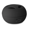 Mini Speaker With Cable in black