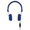 Headphones in royal-blue
