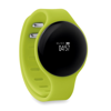 Health wristband in lime