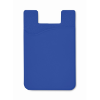 Silicone Cardholder in royal-blue