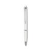 Aluminium pen with stylus in white