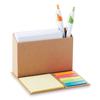 Foldable Memo Pad Holder in beige
