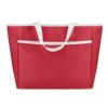 Cooler Bag/Shopping Bag in red