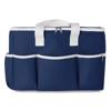 Cooler Bag 600D Polyester in blue
