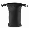 Water resistant bag PVC small in black