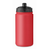 Drinking bottle in red