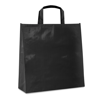 Pp Woven Laminated Bag in black