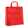 Pp Woven Laminated Bag in red