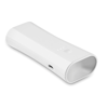 2 in 1 Powerbank and torch in white