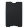 RFID Credit card protector in black