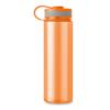 750 Ml Tritan Bottle Leak Free in orange