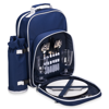 2 Person Picnic Backpack in blue