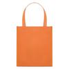 Nonwoven heat sealed bag        in orange