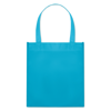 Nonwoven Heat Sealed Bag in turquoise