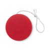 Plastic yoyo in red