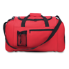 600D sports bag                 in red