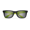 2 tone sunglasses in lime