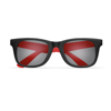 2 tone sunglasses in red