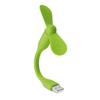 Portable USB fan in lime