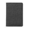 2 Tone Credit Card Holder in black
