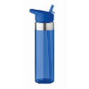 650 ml tritan bottle            in transparent-blue