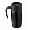 Small travel mug 340 ml         in black
