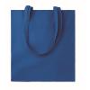Cotton shopping bag 140gsm      in royal-blue