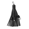 Cable Bag And Key Holder in black