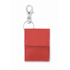 CPR Mask in pouch               in red