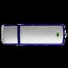 Classic USB Flash Drive in blue