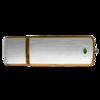 Classic USB Flash Drive in orange