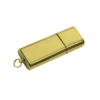 Metal Executive USB Flash Drive in gold