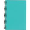 Langton A5 Card Notebook in aqua