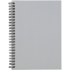 Langton A5 Card Notebook in cool-grey