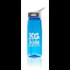 Aqua 800ml water bottle in dark-blue