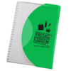 Curve Notebook A5 in green